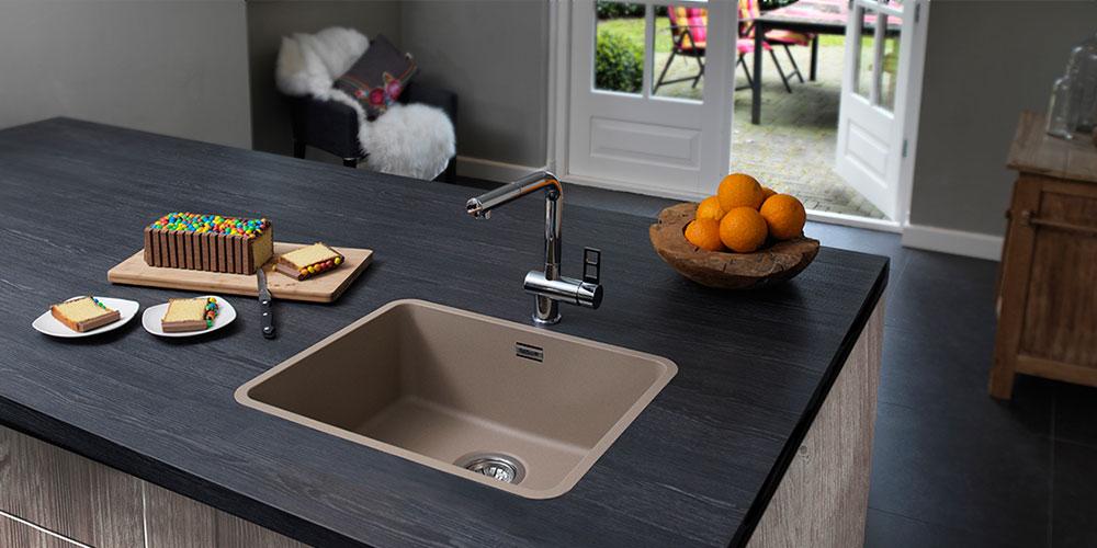 Reginox kjøkkenvask med armatur